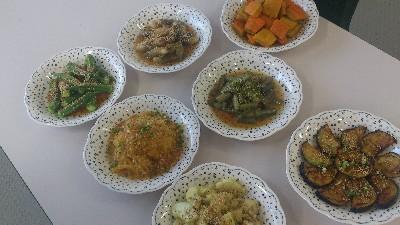 上越野菜と発酵食品