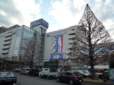 埼玉県内の某デパート
