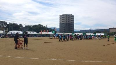 直江津地区上越市市民体育祭