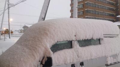 直江津 積雪