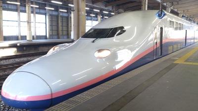 上越新幹線E4系Maxとき