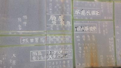 昔の直江津の地図