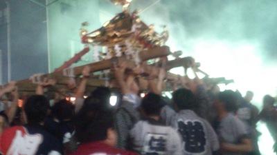 直江津祇園祭お神輿