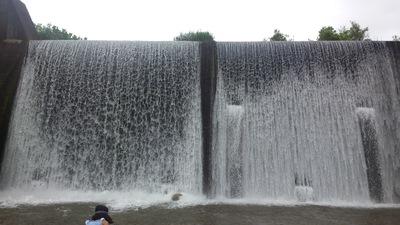 妙高市砂防公園