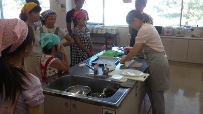 パン作り教室 梅田みどりさん