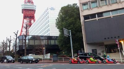 東京 マリオカート