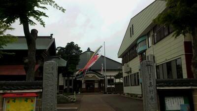 真行寺鯉のぼり