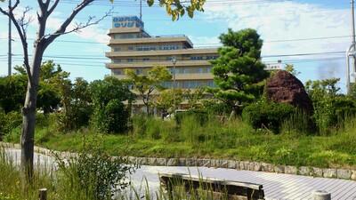 佐渡汽船ターミナル前公園