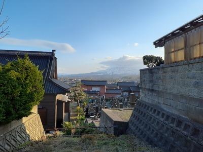諏訪神社からの眺め