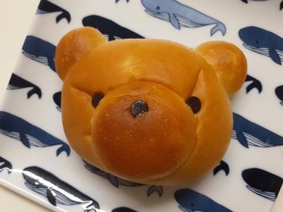クマちゃんのパン