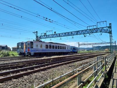 えちごトキめき鉄道沿線